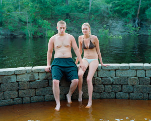 Couple At Little River, 2009