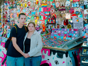 Young Couple At The State Fair, 2008